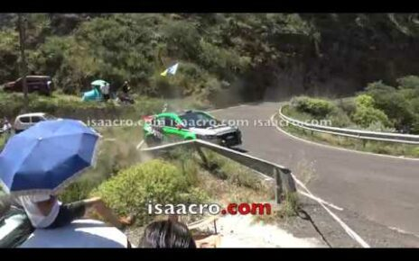 Rally Islas Canarias 2019. Видео
